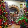 Half Off Decorations at The Christmas Palace