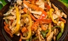 Dos Chavos' Tex Mex Bar & Grill - Rowlett: Mexican Dinner with Guacamole for Two or Four at Dos Chavos' Tex Mex Bar & Grill in Rowlett (Up to 55% Off)