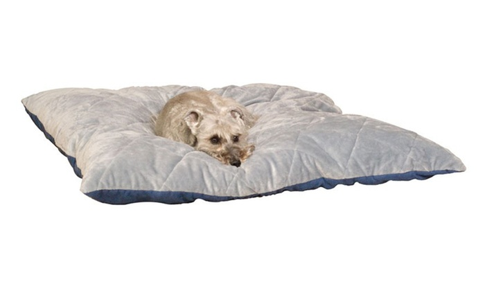 Groupon Heated Dog Bed