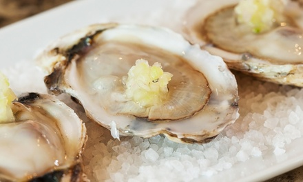 Fine Seafood Dinner for Two at Salt (Up to 50% Off)
