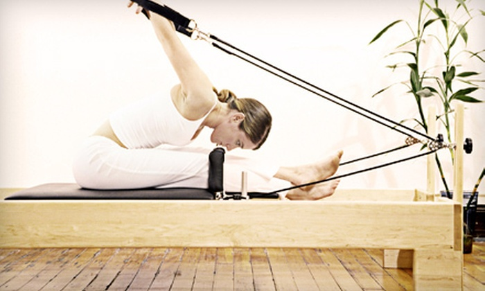 Hunt Pilates - Sherman Oaks: 5 or 10 Pilates Equipment Classes at Hunt Pilates (Up to 64% Off)