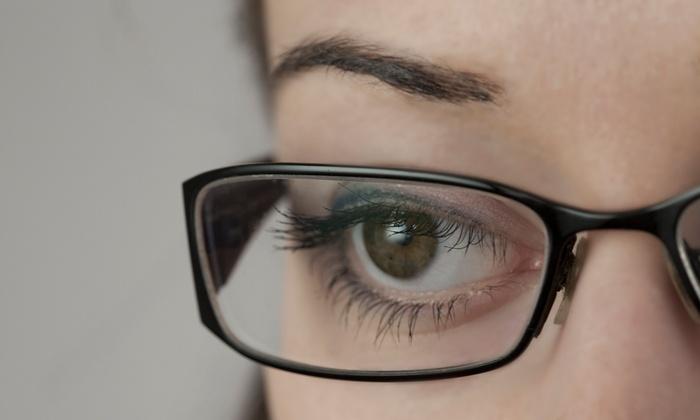 Division Optical - Williamsburg: $205 or $100 Toward Prescription Eye Wear at Division Optical