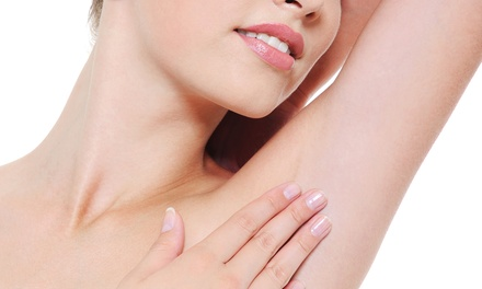 Laser Hair-Removal on Extra-Small, Small, Medium, or Large Area at A Youthful Reflection (Up to 78% Off)