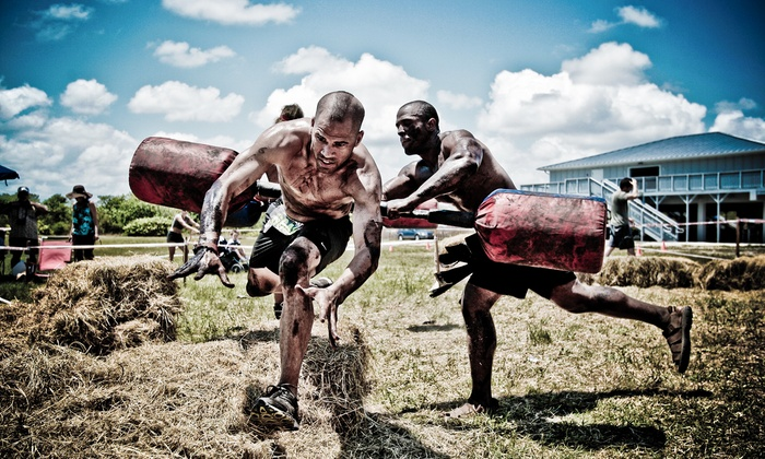 Florida Super Spartan Race - North Miami: $65 for One Race Entry and Spectator Pass for Florida Super Spartan Race on Sunday, April 13 (Up to $155 Value)