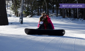 Otis Ridge: $22 for One Lift Ticket, Redeemable Wednesday–Sunday at Otis Ridge (Up to $40 Value)