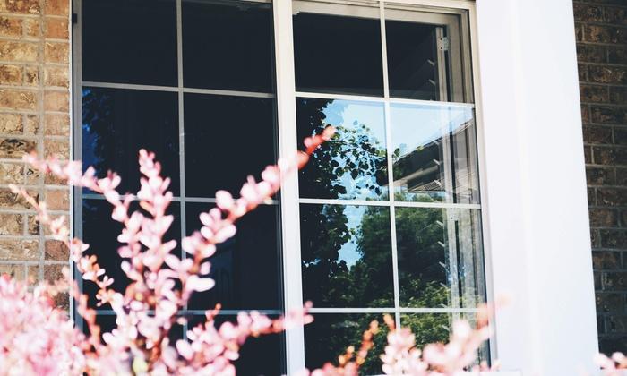 Majestic Window Cleaning - Salt Lake City: Three Hours of Window Cleaning from Majestic Window Cleaning (50% Off)
