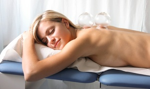 Lighthouse Wellness: $105 for One 60-Minute Cupping Session with Mini-Consult at Lighthouse Wellness ($225 Value)