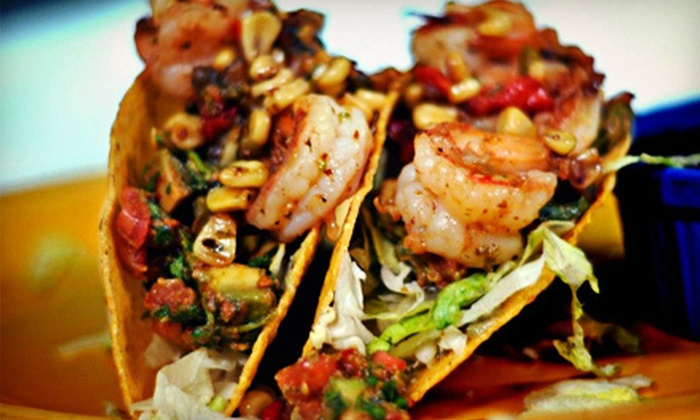 Cha-Cha's Cantina - Richmond: Southwestern Food for Brunch or Dinner at Cha-Cha's Cantina (Up to 53% Off). Three Options Available.