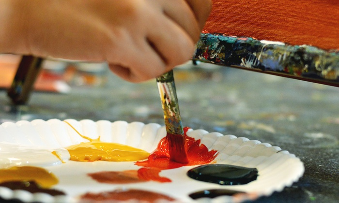 Pinot's Palette - Dayton - Multiple Locations: $25 for a Three-Hour Painting Class at Pinot's Palette ($45 Value)
