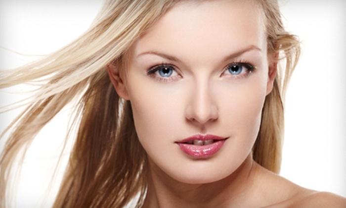 Original Skin by Elvira - Clovis: One, Three, or Five Microcurrent Face Lifts at Original Skin by Elvira in Clovis (Up to 65% Off)