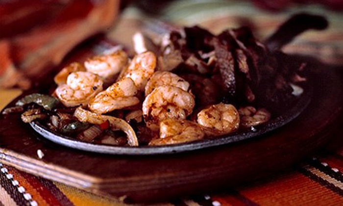 Cabo Taco Baja Grill - Norwalk-La Mirada: $15 for Choice of Taco Plates or Street Tacos and Craft Beer for Two at Cabo Taco Baja Grill (Up to $31.70 Value)