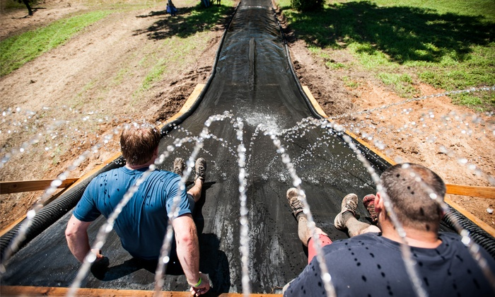 Rugged Maniac 5K Obstacle Race - Wild Horse Pass Motorsports Park: $50 for Afternoon Entry for One to Rugged Maniac 5K Obstacle Race on November 22 (Up to $100 Value)