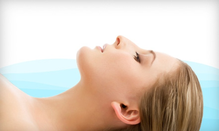 The Chicago Stress Relief Center - Northbrook: $56 for Floatation-Tank and Infrared-Sauna Session at The Chicago Stress Relief Center in Northbrook ($120 Value)