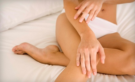 6 Laser Hair-Removal Treatments for One Small Area - Skin Renew Laser & Vein Clinic in Brentwood