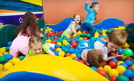 5 Hours of Playtime (a $52 Value) - Adventure Kids Playcare in Cedar Park