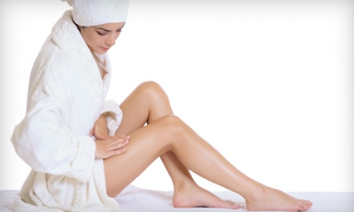 A Youthful Reflection - Winchester: $150 for Three Laser Hair-Removal Sessions at A Youthful Reflection (Up to $600 Value)
