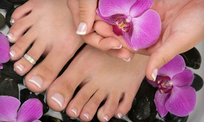 The SeaCliffe Spa - Leamington: Manicures and Pedicures at The SeaCliffe Spa in Leamington (Up to 54% Off). Two Options Available.