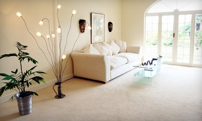 Excellent Carpet Care - Mobile / Baldwin County: $60 for Carpet Cleaning of Three Rooms from Clearly Clean Carpeting Innovations
