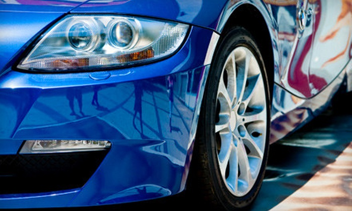 Affordable Auto Detailing - Downtown Nashville: Semi or Full Mobile Detailing for Car, SUV, or Full-Size Vehicle from Affordable Auto Detailing (Up to 51% Off)