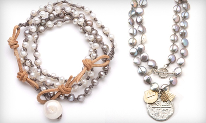 Liz James - West Lake Hills: $25 for $50 Worth of Handcrafted Jewelry at Liz James