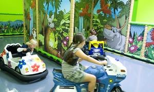 Fun City La Crau: 1, 2 ou 4 entrées au parc avec jetons de karting ou formule anniversaire pour 8 personnes dès 6 € à Fun City La Crau