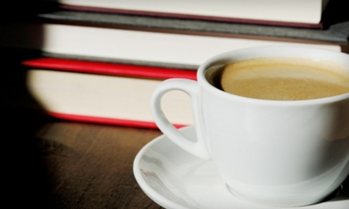 Julia's Coffee & Books - Grier Heights: $5 for $10 Worth of Beverages and Café Fare at Julia's Coffee & Books