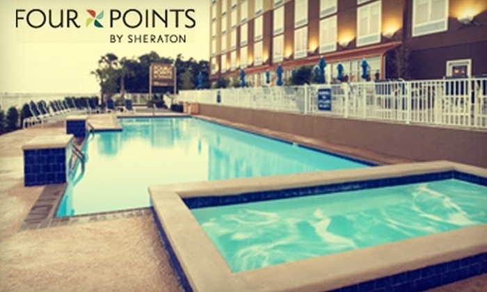 Four Points by Sheraton Biloxi Beach Boulevard  - Biloxi: $55 for a One-Night Stay in a King Ocean-View Room at Four Points by Sheraton Biloxi Beach Boulevard
