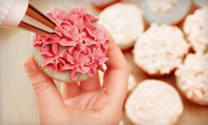 Bella Cakes, Inc. - Newport News: Half or One Dozen Cupcakes or $12 for $25 Toward Custom Cake Order at Bella Cakes, Inc. in Newport News