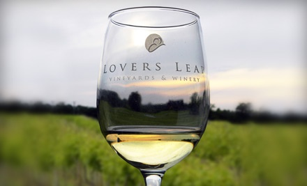 Wine Tasting for 2 (a $35 value) - Lovers Leap Vineyards and Winery in Lawrenceburg