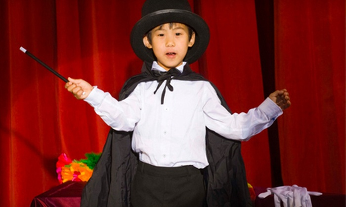 "Abra-Kid-Abra - Chesterfield: $30 for Magic-Show Outing for Family of Five to ""Oh My Gosh Josh"" ($61 Value). Three Shows Available."