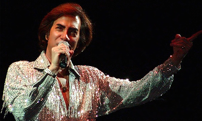 Neil Diamond Tribute King of Diamonds - Cascade-Schou: $40 for Two to See a Neil Diamond Tribute Concert at the Grand Villa Casino on May 13 at 4 p.m. or 7 p.m. ($80 Value)