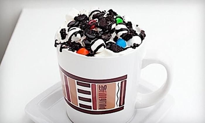 The Fine Grind - Little Falls: $7 for $15 of Café Fare and Drinks at The Fine Grind in Little Falls