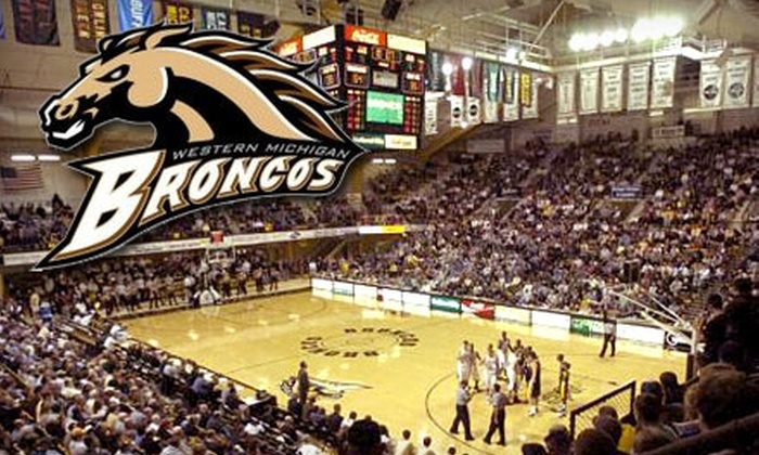 Western Michigan University - Multiple Locations: $6 for One Ticket to Hockey Game or Men's Basketball Game at Western Michigan University (up to $15 Value)