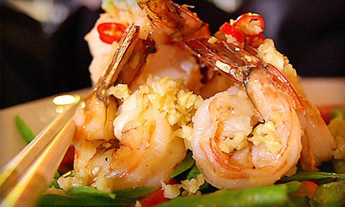 Grand China - Atlanta: $29 for a Prix Fixe Pan-Asian Dinner for Two at Grand China (Up to $60 Value)