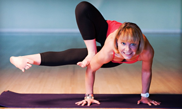Twist Power Yoga - Northaven Park: 10 or 20 Yoga Classes at Twist Power Yoga (Up to 76% Off)