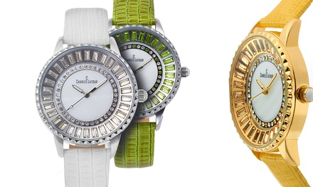 Charles Latour Wilder Ladies' Watch
