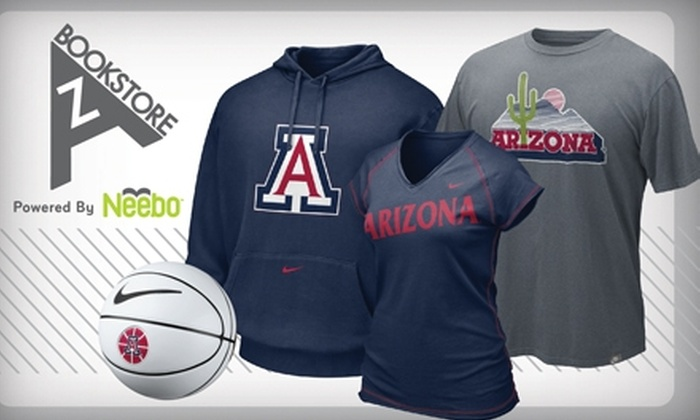 Arizona Bookstore - West University: $10 for $20 Worth of Apparel, Gifts, and More at Arizona Bookstore