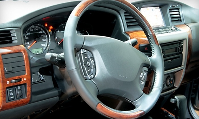 B&B Custom Mobile Detailing - Columbus: $69 for an Interior Detail, Wash, and Wax for a Car ($154.90 Value) or $89 for a Truck or SUV (Up to $184.90 Value) from B&B Custom Mobile Detailing