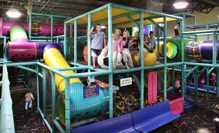 5 All-Day Passes to the Indoor Playground (up to a $50 value) - One Stop Fun in Westford
