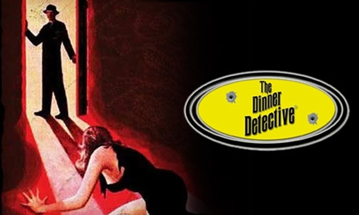 The Dinner Detective Murder Mystery Dinner Show - Near North Side: $249 for Two Tickets to Murder Mystery Dinner Show Plus Stay at Millennium Knickerbocker (Up to $514 Value). Eleven Dates Available.