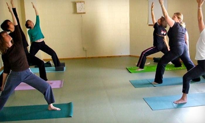 Yoga Hillsboro - Hillsboro: $35 for 10-Class Pass at Yoga Hillsboro ($75 Value)