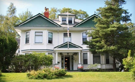 1-Night Stay for Two in a Fireplace Room (a $149 value) - Compton House Heritage Inn in St. John's