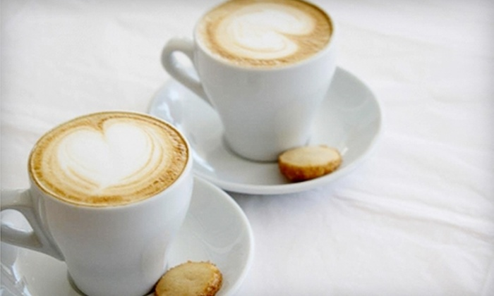 Village Coffee House - Multiple Locations: $15 for a $30 Gift Card for Coffee and Café Fare at Village Coffee House in Fayetteville