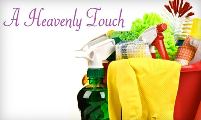 A Heavenly Touch Cleaning - Regency Park: $90 for Two Basic Full House Cleanings from A Heavenly Touch Cleaning