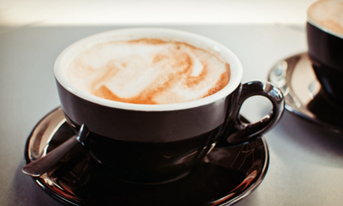 Coffee Connection - People's Freeway: 25 of 50 Cups of Coffee at Coffee Connection (Up to 87% Off)