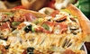 Papa Johns Pizza - Multiple Locations: Two Large Pizzas With Up to Five Toppings Each from Papa John's Pizza. Eight Locations Available.