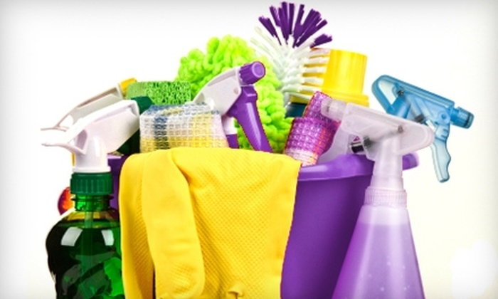 Top Quality Clean - Downtown: $75 for Three Hours of General Cleaning from Top Quality Clean (Up to $175 Value)