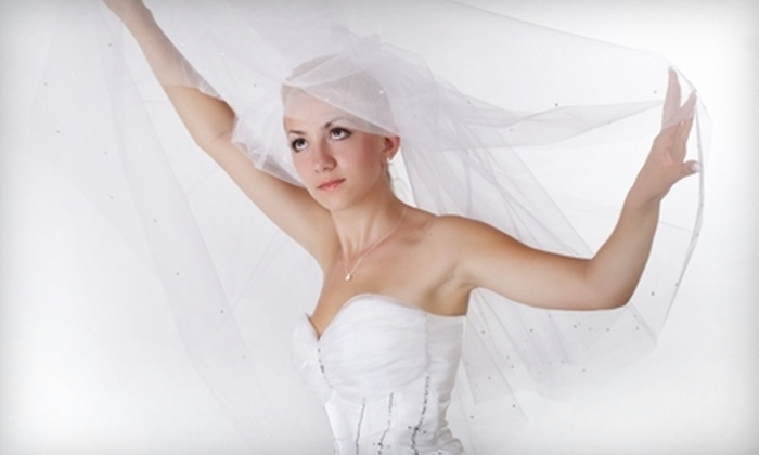 Something Blue Bridal - Southbury: $50 for $100 (or $30 for $60) Worth of Bridal Gowns, Prom Dresses, and Accessories at Something Blue Bridal in Southbury