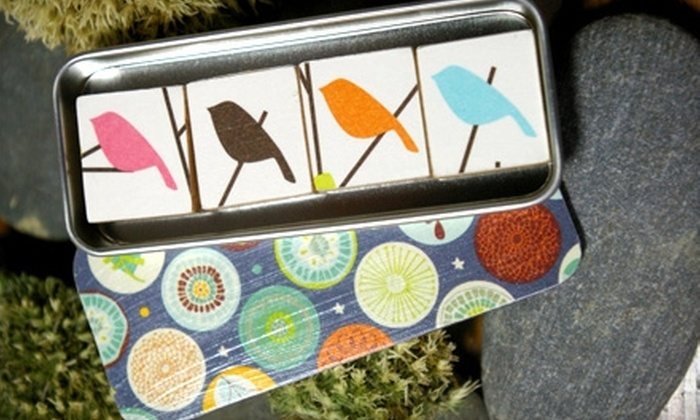 Littleput Land: $7 for $14 Worth of Magnets, Pendants, and More from Littleput Land