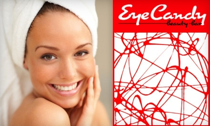EyeCandy Beauty Bar - Montrose Verdugo City: $30 for a Pumpkin-Peel Facial at EyeCandy Beauty Bar in Montrose ($75 Value)
